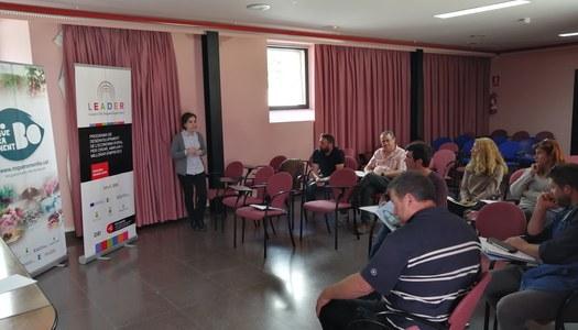 L'assemblea de Noguerament Bo acorda accions per dinamitzar el consum de productes de la comarca
